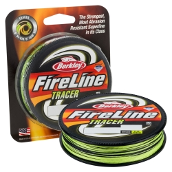 Pītā aukla Berkley, FIRELINE FUSED TRACER 0.12MM 110M, 1345448