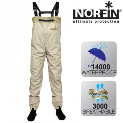 Brienambikses Norfin WHITEWATER, 91244