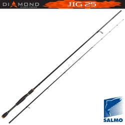 Makšķere spinings Salmo Diamond JIG 25 2.28M, 5512-228