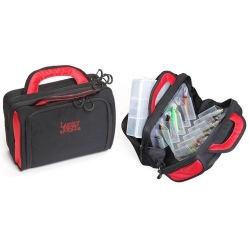 Makšķernieku soma Lucky John STREET FISHING TACKLE BAG, LJ-106