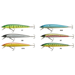 Vobleris Mitchell Floating Minnow 90mm